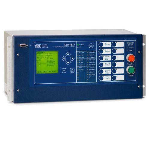 voltage control relay / current