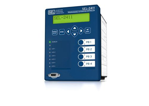 panel-mount programmable automation controller / with integrated I/O / Ethernet / Modbus