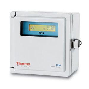 ultrasonic flow meter / ultrasonic transit-time / for liquids / clamp-on