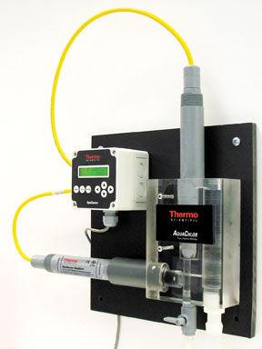 free chlorine multi-parameter transmitter