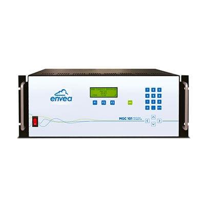 air analyzer calibrator / for environmental analysis / automatic / multi-point