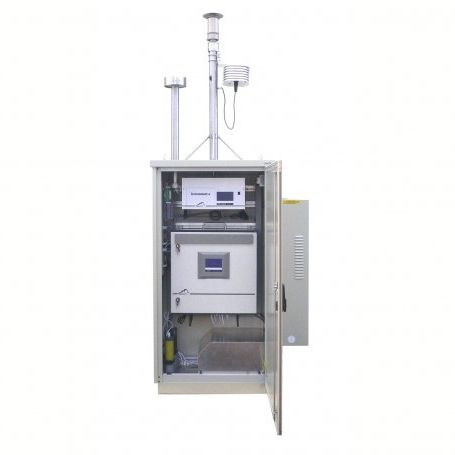 gas analyzer / concentration / for integration / monitoring