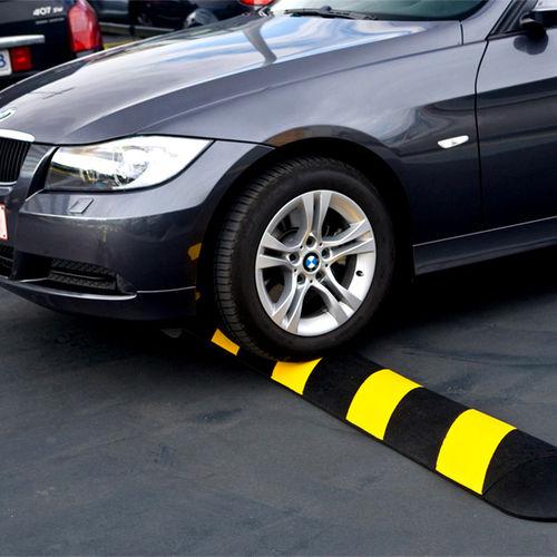 rubber traffic speed bump