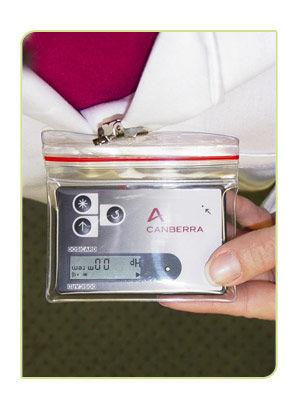 digital dosimeter / personal