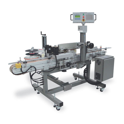 automatic labeler / in-line / side