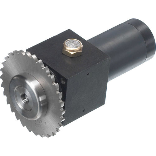 cutting pneumatic spindle / milling / high-speed / high-frequency