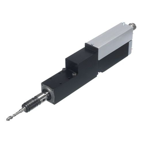pneumatically-operated tapping unit