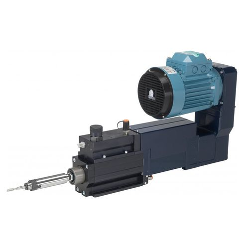 electro-pneumatic tapping unit