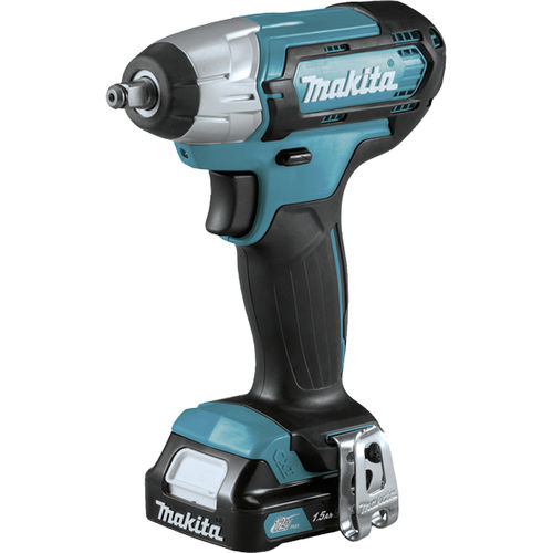 electric impact wrench / cordless / pistol