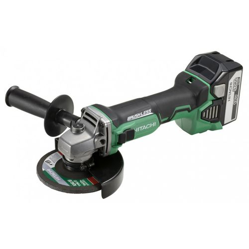 electric portable grinder / brushless / wireless / angle