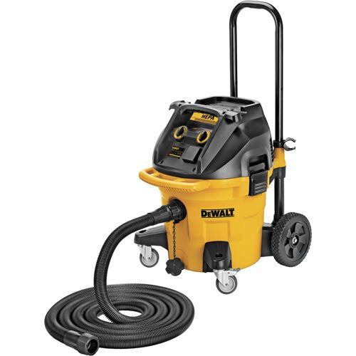 wet and dry vacuum cleaner / single-phase / industrial / portable