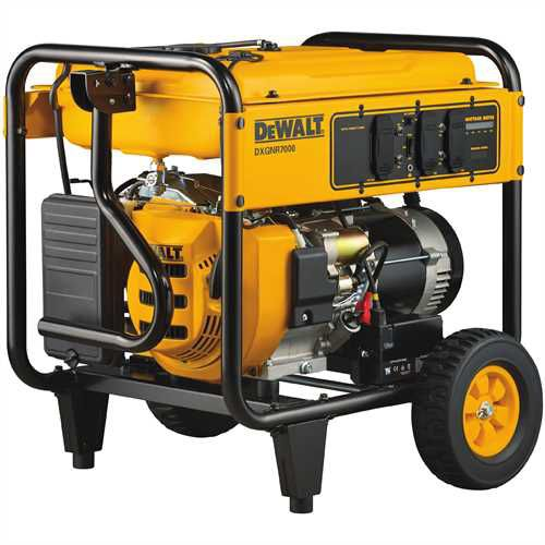 single-phase generator set / diesel