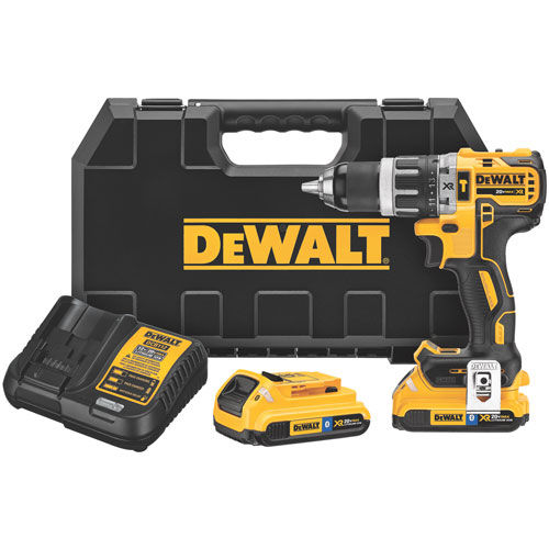 driver drill / cordless / battery-powered / compact