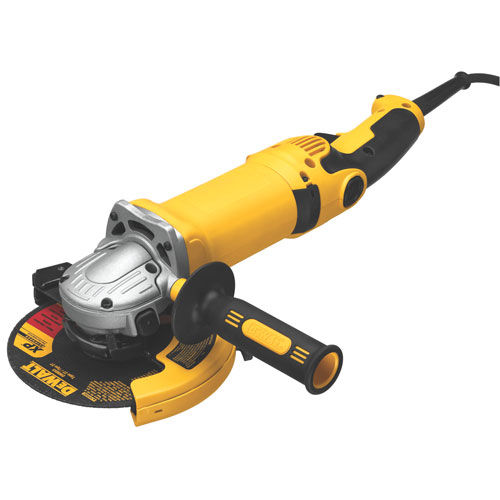 electric portable grinder / angle
