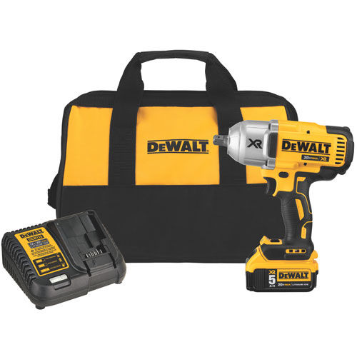 electric impact wrench - DEWALT Industrial Tool
