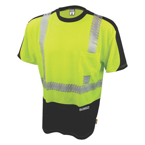 work T-shirt / high-visibility / polyester