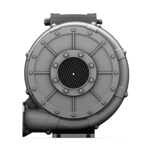 air blower / radial / single-stage / with frequency converter