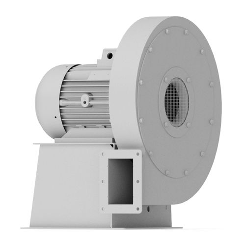 air blower / radial / single-stage / direct-drive
