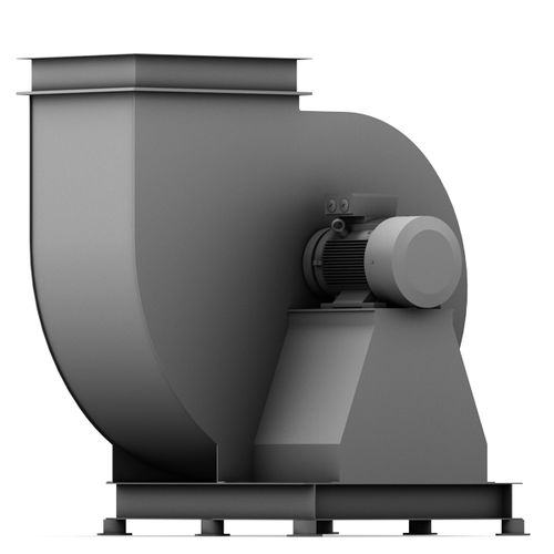 centrifugal fan / exhaust / drying / ventilation