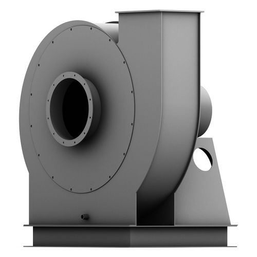 air blower / centrifugal / single-stage / belt-drive