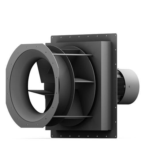 centrifugal fan / drying / ventilation / backward curved