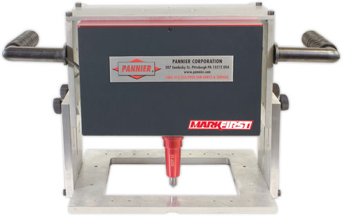 dot peen marking machine / hand-held / for integration / deep