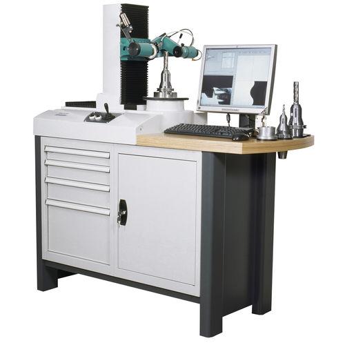 geometry measuring machine / 3D / video / tool