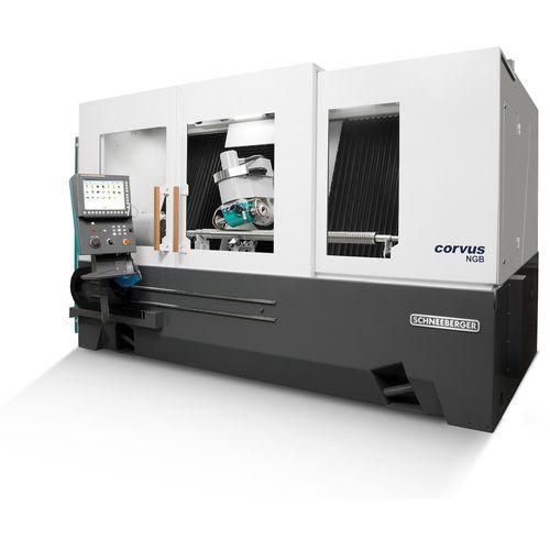 external cylindrical grinding machine - J. SCHNEEBERGER Maschinen AG