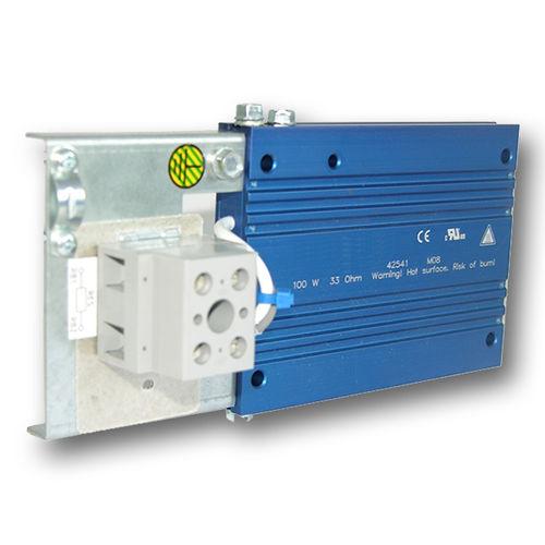 energy-dissipation resistor