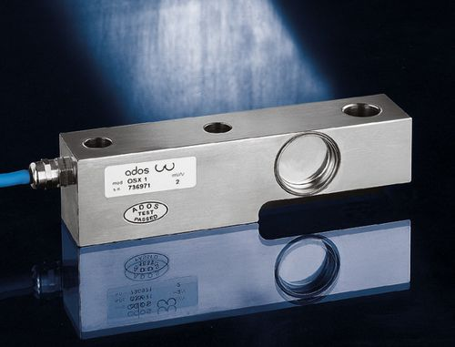 shear beam load cell / beam type / stainless steel / precision