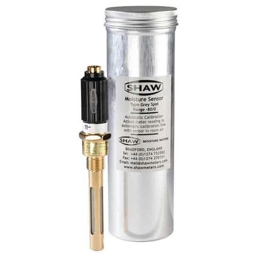 dew-point sensor - Shaw Moisture Meters