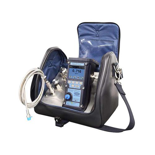 dew-point sampling system - Shaw Moisture Meters