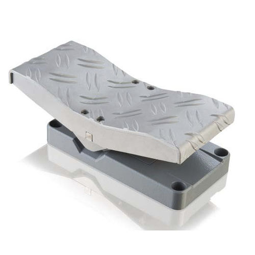 control pedal / mechanical / single pedal / rugged