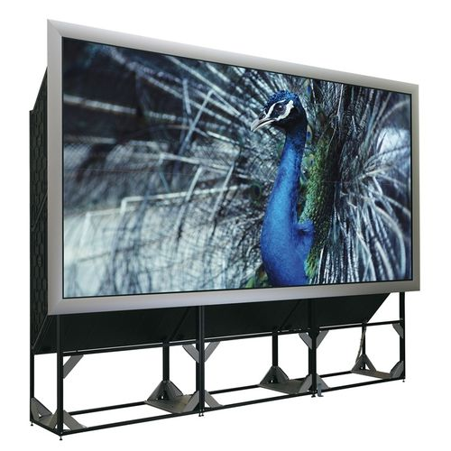 video wall with LED