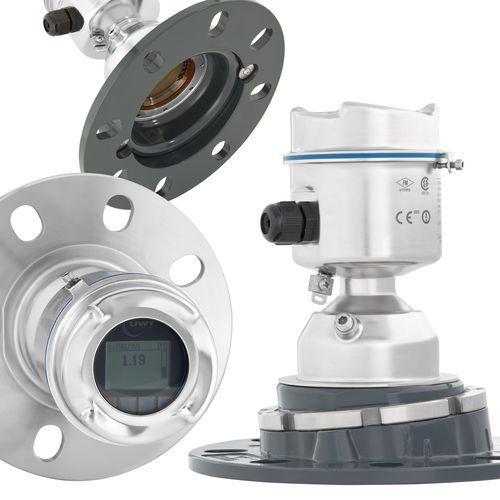 radar level sensor - UWT GmbH Level Control