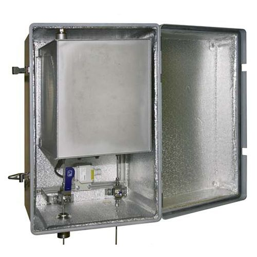 air cooler / for samples / passive