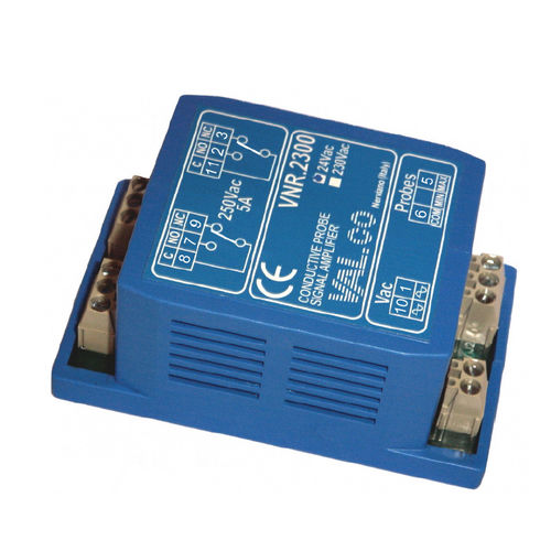 signal amplifier / electronic / adjustable / for sensors