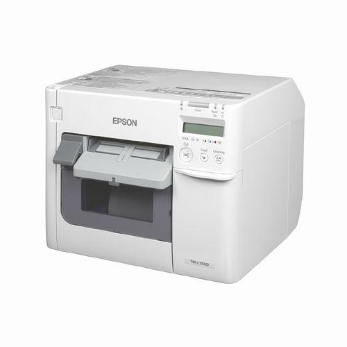 inkjet label printer
