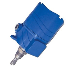 vibrating level switch / for liquids / stainless steel / threaded