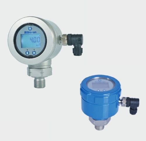 relative pressure transmitter / piezoresistive / ceramic / digital output