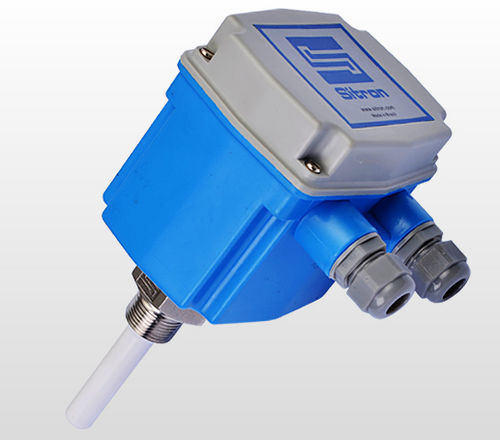 capacitive level switch / for liquids / for solids / stainless steel