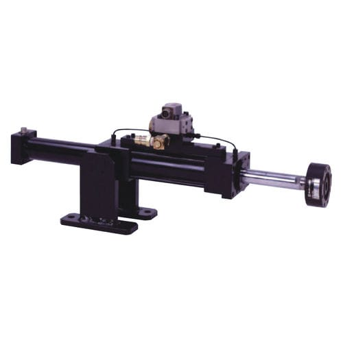 linear actuator / hydraulic / compact / lightweight