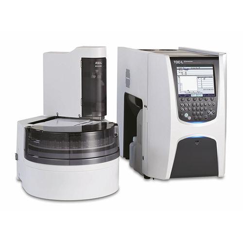 total organic carbon analyzer / benchtop / laboratory / NDIR