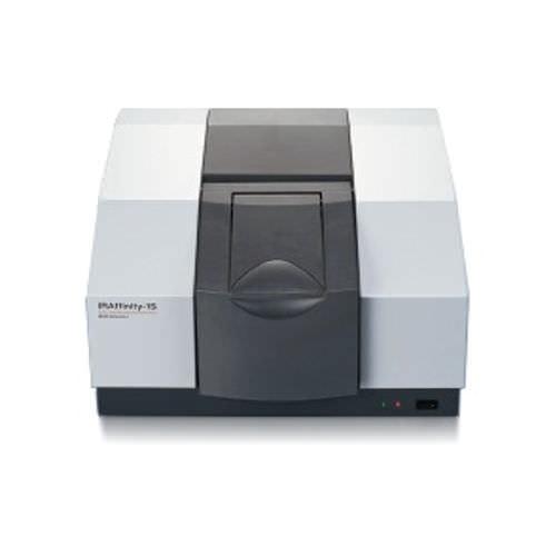 IR spectrophotometer / FT-IR / benchtop / compact
