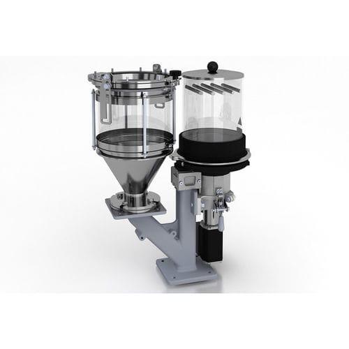 granulates batch blender