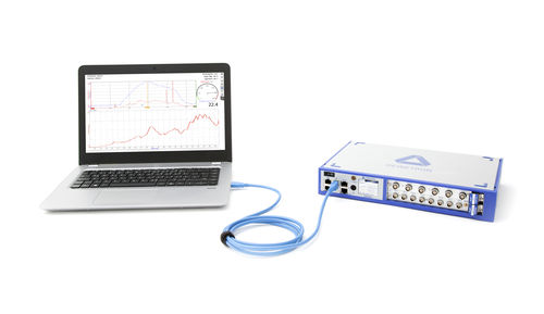 16-channel data acquisition system