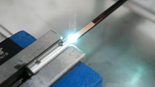 pulsed laser