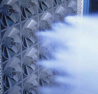 air humidifier / high-pressure