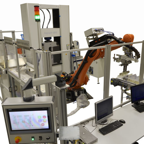 universal testing machine / automated / fully-automatic / robotic