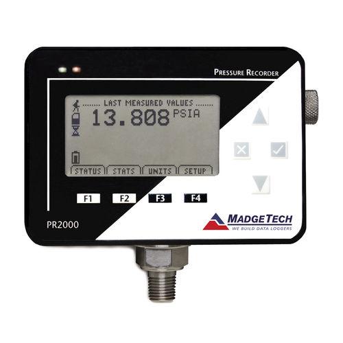 pressure data-logger